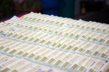 ยุบแจ๊กพอต-โปะรางวัลที่ 1เป็นคู่6ล้าน
