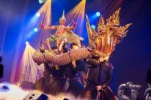 ละครหุ่นโจหลุยส์ เผยโชว์สุดประทับใจในงานประชุม AGP Group สานฝันให้สุดยอดผู้นำที่เมืองไทย