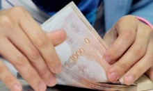 เงินบาทแตะระดับอ่อนค่าสุดในรอบ 6 ปีครั้งใหม่