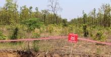 ชาวบ้านหาของป่าเหยียบกับระเบิดชายแดนอรัญประเทศเจ็บ
