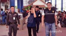 ตำรวจเขมรจับคนไทยคดีโกงเช็ค70ล้าน หนี7หมายจับสองปี ส่งกลับไทย