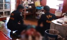 ฆ่าโหดยายวัย 70 ดับคาห้องครัว สงสัยฝีมือหลานสาว