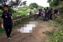 พบศพสาวนิรนามถูกฆ่าทิ้งศพในคูน้ำข้างคลอง