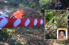 พบศพเด็กชายลอยน้ำติดกอไม้ พื้นที่ใกล้เคียงน้องฟลุ๊ค หายตัวทิ้งไว้แค่ขวดนม