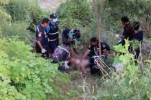ฆ่าโหดสาวราชบุรี ยิงหัวดับจับถ่วงน้ำบ่อทราย
