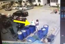 สาว17 ทำแท้งทิ้งศพลูกในถังขยะ ถูกส่งตัวขึ้นศาลเยาวชนฯ