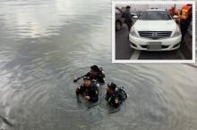 ชายจอดรถบนสะพานพระราม9ก่อนกระโดดเจ้าพระยาดับ พบจม.ระบุ...