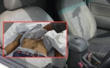 สลด หนุ่มส่งกระเบื้องถูกยิงดับในรถ ป้าช็อก หลานไม่เคยทะเลาะกับใคร