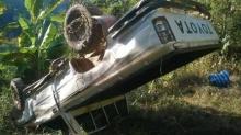 สลด!! หนุ่มใจดีรับนักเรียนขึ้นรถ น้ำหนักเกินไหลตกเหวตาย 2