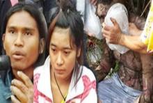 """ศาลสั่งประหารชีวิต 2 คนร้ายลวงฆ่าเผาทั้งเป็น """"น้องจีโน่"""""""