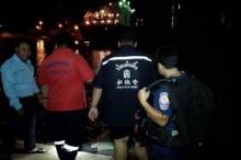 หนุ่มหลานเจ้าของเรือ น้อยใจที่ต้องเป็นพนักงานเสิร์ฟ กระโดดน้ำตายต่อหน้าเพื่อนร่วมงาน