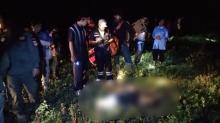 สยอง! ฆ่าปาดคอเฒ่าเมืองเลยวัย 62 ปีหมกสวนยางพารา