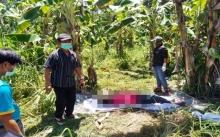 สุดโหด!!! ฆ่าปาดคอสาวใหญ่ทิ้งศพอืดกลางสวนยางพารา
