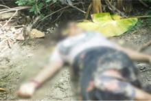 สลด!! พบศพสาวใหญ่นิรนาม ถูกฆ่าตายสยองจนกะโหลกเปิด