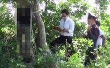 พบศพหนุ่มผูกคอตายใต้ต้นไม้เมืองชล คาดเครียดติดหนี้พนันบอล ไม่มีจ่าย