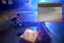 คู่รักทะเลาะกันกลางถนน ถูกกระบะพุ่งชน-เก๋งขับเหยียบซ้ำ เสียชีวิต