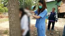 สลดใจ!!เด็กสาว 13 น้อยใจแค่แม่ใช้งานหนีผูกคอตายหลังบ้าน