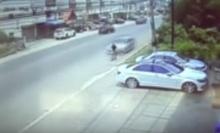 รวบแล้ว! คนขับเก๋งชนจักรยานดับ2 ที่ขอนแก่น หลังกบดานชุมพร