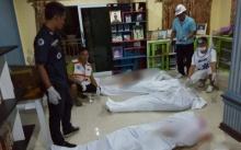 สุดโหดจ่อหัว6ศพ ฆ่าล้างครัวผญบ.ที่กระบี่ สาหัส5 แต่งชุดพรางทำทีค้นบ้าน