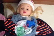 ตำรวจจับยาบ้าซุกในตุ๊กตาลูกเทพทิ้งไว้ที่สนามบินเชียงใหม่