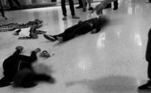 วาเลนไทน์สยอง! แตกตื่นกลางห้างดัง พบหนุ่มสาว นอนเสียชีวิต