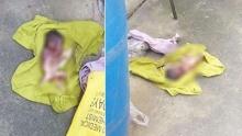 สลด! พบศพเด็กทารกเพศชาย โดนทิ้งในถังขยะข้างหอพัก นวนคร