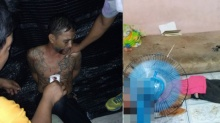 สลดพ่อคลั่งใช้ปืนลูกซองยาวยิงหัวลูกชายวัย 9 ขวบ ดับคาบ้าน