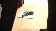 แฟน ด.ต. ยิงตัวตาย พร้อมเขียนจดหมายบอกจะตามจองเวร