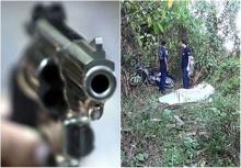 โหดร้าย!!วยิงพ่อและลูกชาย 2 ขวบเสียชีวิต แม่อุ้มลูกสาวหนีแกล้งตายจึงรอด!!