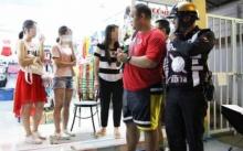 โจรก่อเหตุอุกอาจใช้ไม้ฟาดสาวจีนจนสลบก่อนชิงทรัพย์ในย่านชุมชน