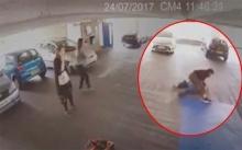 โจรสุดซวย!! กำลังจะขโมยรถ ดันเจอนักสู้ MMA เกือบเอาชีวิตไม่รอด!! (มีคลิป)