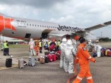 ระทึก!เครื่องแอร์บัสเจ็ทสตาร์ขอลงฉุกเฉินสนามบินเชียงใหม่ หลังพบควันโขมง