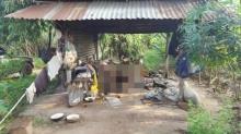 คนร้ายโหดจ่อยิงหัวลุงวัย61! เผาอำพรางศพเกรียมครึ่งท่อน ตร.มุ่งปมบาดหมางคนในหมู่บ้าน