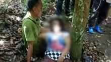 สาวใหญ่วัย 54 บ่นอยากตาย!!! ญาติไม่เอะใจ พบผูกคอดับใต้ต้นมังคุด