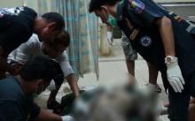 สยอง! เจอศพนิรนามสักหนุมาน-ยักษ์ ถูกฝังหมกในป่า ที่ปราจีนบุรี