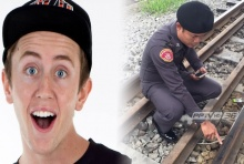 """รอยเหรียญที่รางรถไฟหลักฐานคาตาเอาผิด """"เพจมายเมตเนท"""""""
