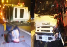 ญาติเศร้ารับศพกลับบ้านเกิด 6ล้อชนรถตู้คณะแพทย์ฯ