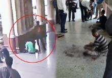 ดูชัดๆ!!เหตุระเบิดหัวลำโพง พบชาย2คนต้องสงสัยซุ่มอยู่ที่เกิดเหตุ!!(คลิป)