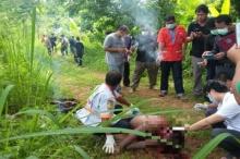 ตำรวจงง!! อุ้มฆ่าโหดศพหมกสวนยาง เป็นแฟนหนุ่มสาวผมแดงที่ถูกยิงเสกหน้า!!