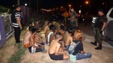 ทหาร-ปกครองชลบุรี ปิดถนนรวบแว้นป่วนเมือง หลังนัดแข่งรถผ่านเฟซบุ๊ก