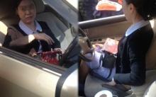 พยาบาลสาวขับรถมาดีๆ จู่ๆโดนตำรวจบุก!! สุดผงะ!! เมื่อพบกับบางอย่างอื้อ!!?