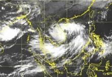 กรมอุตุฯ ประกาศเตือน พายุหมุนเขตร้อน