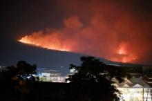 ไฟไหม้ป่าบนดอยสุเทพ