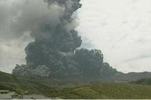 ภูเขาไฟ บนเกาะกิวชู ปะทุ เร่งอพยพนักท่องเที่ยว