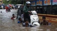 อินเดียตอนใต้น้ำท่วมหนัก ตายแล้ว 70