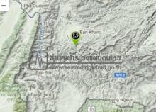 แผ่นดินไหวลาว 3.5 ริกเตอร์ ห่างเชียงรายแค่ 36 กม.