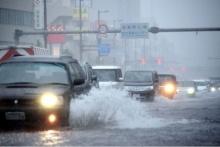 พายุไต้ฝุ่น มาลากัส ขึ้นภาคใต้ญี่ปุ่น มุ่งหน้าสู่ โตเกียว