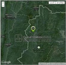 แผ่นดินไหว แม่ฮ่องสอน ขนาด 2.4 ไม่มีรายงานความเสียหาย