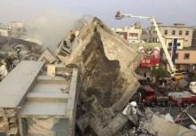 แผ่นดินไหวไต้หวันยอดตายพุ่ง 37 เจ็บ 500  เร่งหาอีกกว่า100ชีวิต!!