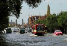 กรุงเทพฯ ติดอันดับ 7เมืองเสี่ยงน้ำท่วมรุนแรง ก่อนปี 2060
